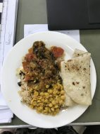 Curry Lunch Wednesday
